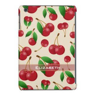 sweet red cherries pattern iPad mini retina case