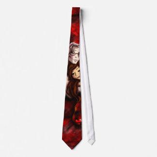 Sweet Red Neck Tie