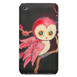 Sweet Red Owl Barely There iPod Cover