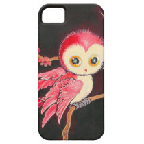 Sweet Red Owl iPhone SE/5/5s Case