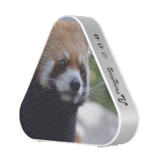 Sweet Red Panda Bear Speaker