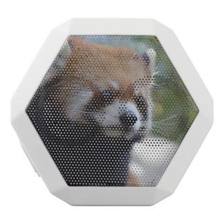 Sweet Red Panda Bear White Bluetooth Speaker