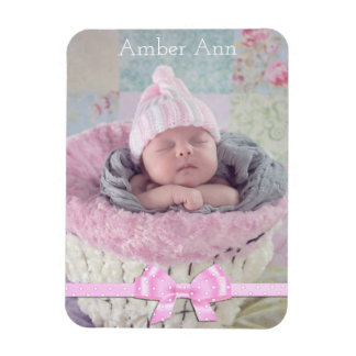 Sweet Refrigerator Photo Magnet for your Baby