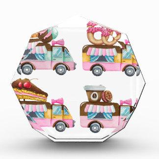 Sweet Ride Acrylic Award