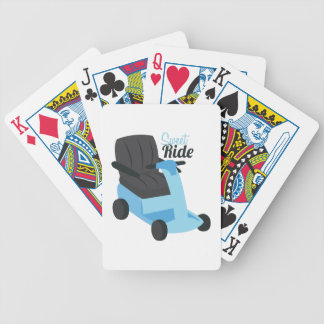 Sweet Ride Bicycle Playing Cards
