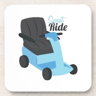 Sweet Ride Beverage Coasters