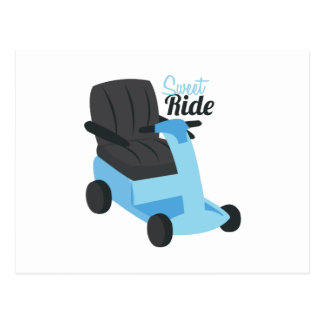 Sweet Ride Postcard