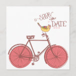 Sweet Ride Wedding Save the Date