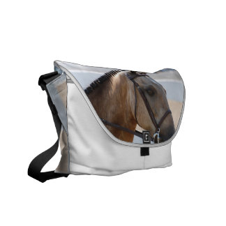 Sweet Roan Pony Messenger Bag
