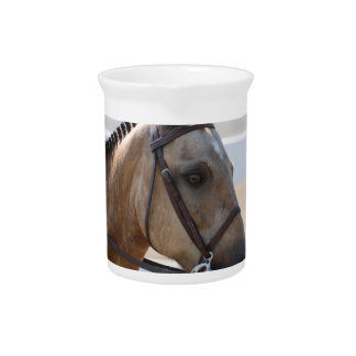 Sweet Roan Pony Pitchers