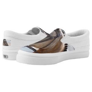 Sweet Roan Pony Slip-On Sneakers