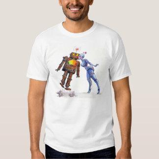Sweet Robot Love T Shirt