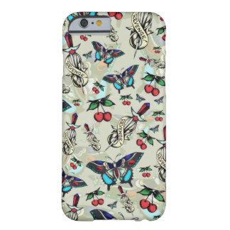 Sweet Rockabilly Revenge in subtle tan. Barely There iPhone 6 Case