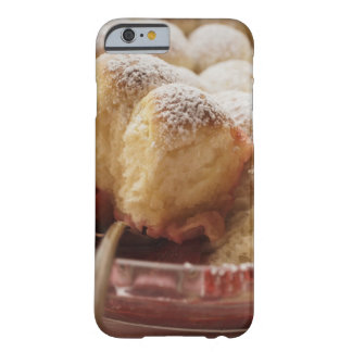 Sweet rolls (Buchteln) with icing sugar Barely There iPhone 6 Case