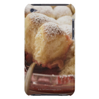 Sweet rolls (Buchteln) with icing sugar Case-Mate iPod Touch Case