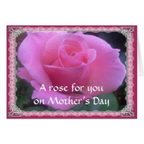 Sweet Rose Card