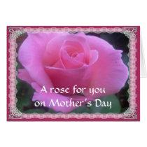 Sweet Rose Card