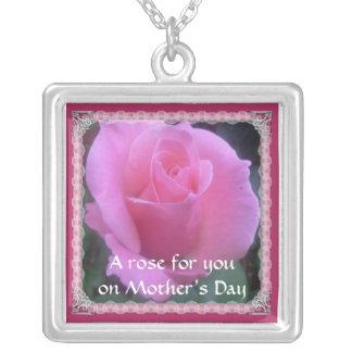 Sweet Rose Custom Necklace