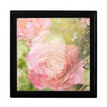 Sweet Roses Trinket Box