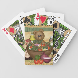 Sweet Salad Playing Cards