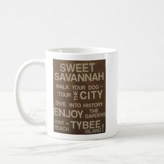 Sweet Savannah Coffee Mug