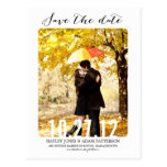 SWEET Save The Date Postcard Post Card