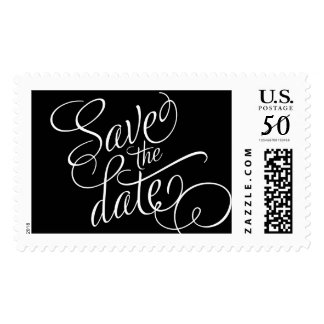 SWEET SAVE THE DATE | WEDDING POSTAGE