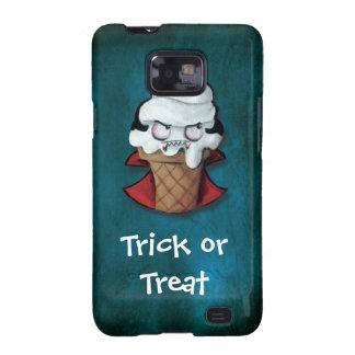 Sweet Scary Ice Cream Vampire Galaxy SII Cover