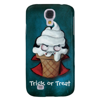 Sweet Scary Ice Cream Vampire Galaxy S4 Case