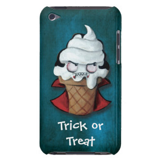 Sweet Scary Ice Cream Vampire iPod Touch Covers