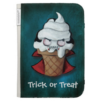 Sweet Scary Ice Cream Vampire Kindle Covers