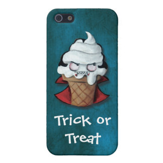 Sweet Scary Ice Cream Vampire Cover For iPhone 5/5S