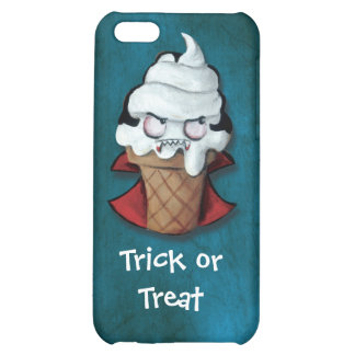 Sweet Scary Ice Cream Vampire Cover For iPhone 5C