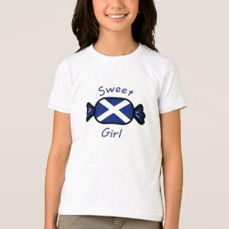 Sweet Scottish Girl T-Shirt