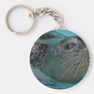 Sweet Seal Keychain