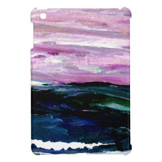 Sweet Season Ocean Seascape Sunrise Waves iPad Mini Cases