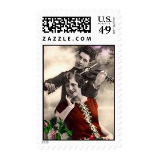 Sweet Serenade Stamps
