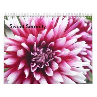 Sweet Serenity Calendar