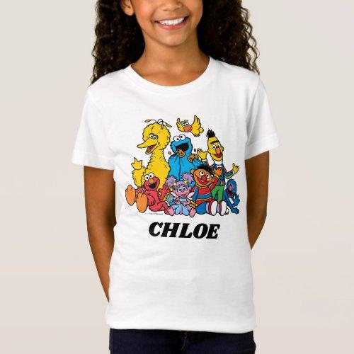 Sweet Sesame Street Pals T_Shirt