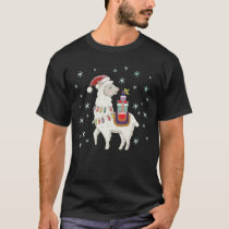 Sweet sheep with Christmas decoration T-Shirt
