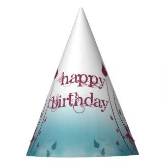 Sweet Sherbet Ebonie Birthday Party Hat