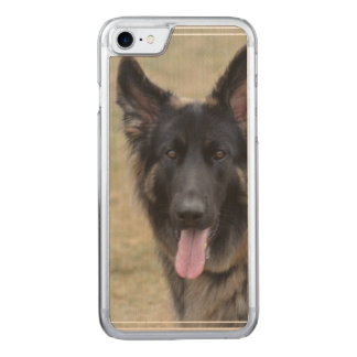 Sweet Shiloh Shepherd Carved iPhone 7 Case