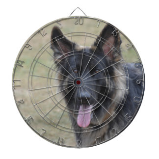 Sweet Shiloh Shepherd Dartboard With Darts
