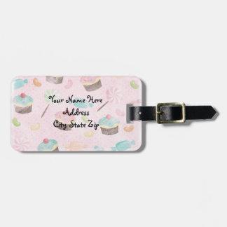 Sweet Shoppe 1 Luggage Tag