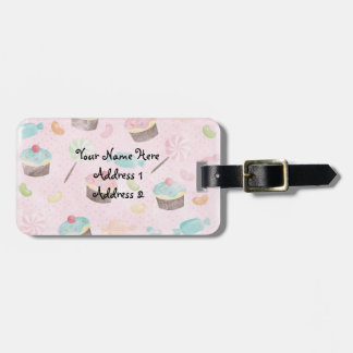 Sweet Shoppe 2 Luggage Tag