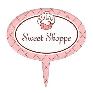 Sweet Shoppe Cake Topper
