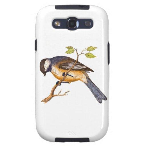 Sweet Siberian Bird Galaxy SIII Covers