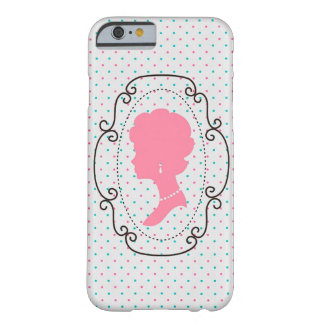 Sweet Silhouette Cameo Iphone Case