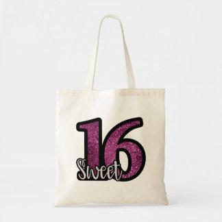 Sweet sixteen 16 Personalize Destiny Destiny'S Tote Bag