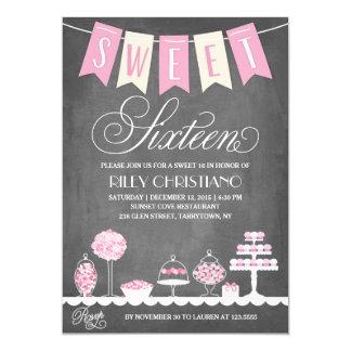 Sweet Sixteen | Birthday Card